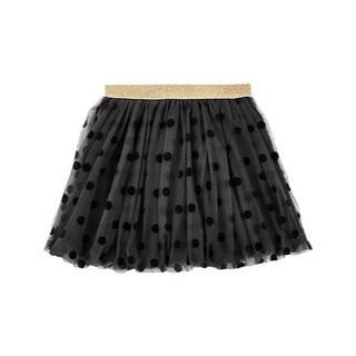 PETIT BATEAU - 19aw☆プチバトー チュールバルーンスカート