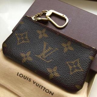 LOUIS VUITTON - 美品正規品ルイヴィトン コインケース キーケース ポシェットクレ