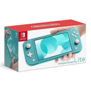ニンテンドースイッチ(Nintendo Switch)の Nintendo switch Lite 新品未開封(携帯用ゲーム機本体)