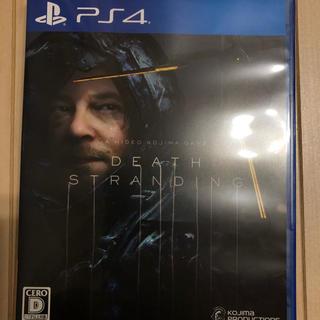 プレイステーション4(PlayStation4)の初回特典付 DEATH STRANDING(デス・ストランディング) PS4(家庭用ゲームソフト)