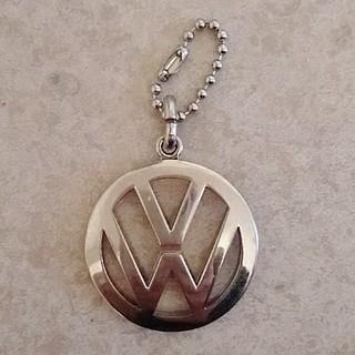 フォルクスワーゲン(Volkswagen)のワーゲンバス エンブレム キーホルダー(キーホルダー)