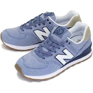 New Balance - 新品送料無料♪38%off♪超人気☆ニューバランス574STB225cm