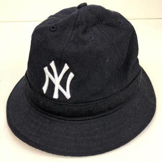 ニューエラー(NEW ERA)のNEW ERA バケットハット New York Yankees(ハット)