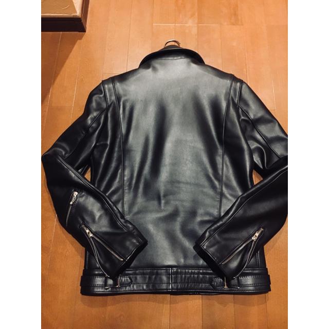Lewis Leathers(ルイスレザー)のルイスレザー 441T タイトフィットサイクロン サイズ36 メンズのジャケット/アウター(ライダースジャケット)の商品写真