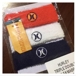 Hurley - 希少 ! hurley リストバンド
