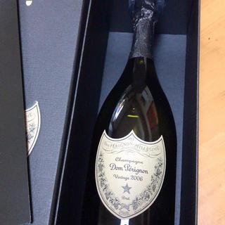 ドンペリニヨン(Dom Pérignon)のドンペリ ヴィンテージ   2006  本体未開封(シャンパン/スパークリングワイン)
