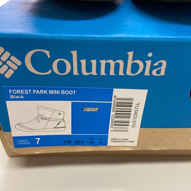 Columbia(コロンビア)のコロンビア  25センチ レディースの靴/シューズ(ブーツ)の商品写真