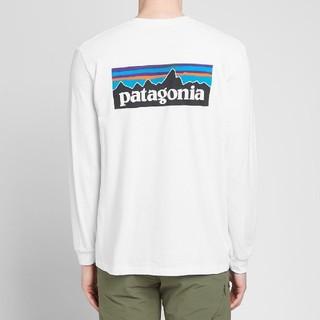 patagonia - XLサイズパタゴニア ロングスリーブ tシャツ P-6ロゴ レスポンシビリティー