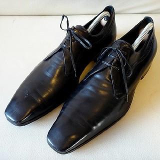 ディオールオム(DIOR HOMME)のDior homme (ディオール オム) メンズ 革靴 ブラック 7H 40(ドレス/ビジネス)