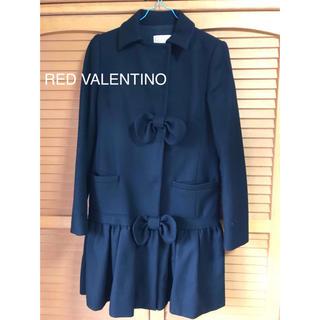 レッドヴァレンティノ(RED VALENTINO)のコート ヴァレンティノ(ロングコート)