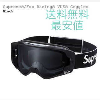 Supreme - Supreme Fox Racing VUE® Goggles ゴーグル 黒