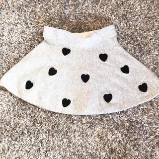 エイチアンドエム(H&M)のH&M キッズニットスカート(スカート)
