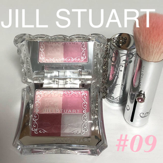 JLLL STUART ミックスブラッシュコンパクト N 09