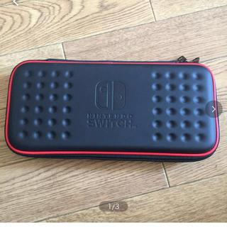 Nintendo Switch - スイッチ ケース 純正品