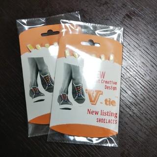 シリコン製 結ばない靴紐(その他)