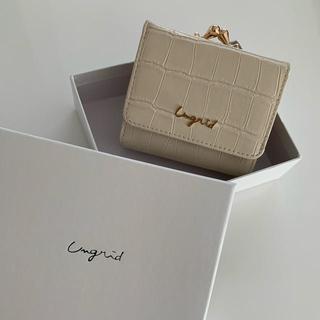 アングリッド(Ungrid)のUngrid ミニウォレット 財布(財布)