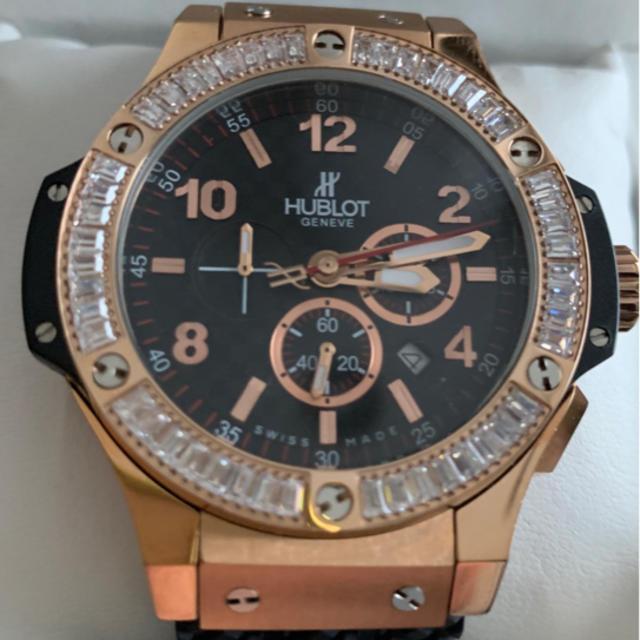 gmt針 、 HUBLOT - HUBLOT 腕時計の通販 by ココア's shop
