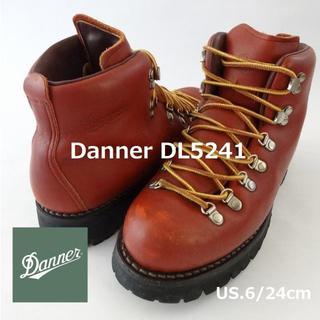 ダナー(Danner)の送料無料 美品★ダナー DL5241 US.6/24cm トレッキングシューズ(ブーツ)