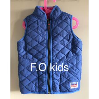 F.O.KIDS - F.O kids リバーシブル ベスト