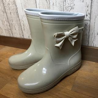 レインブーツ 21㎝(長靴/レインシューズ)