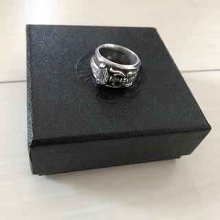 クロムハーツ(Chrome Hearts)のクロムハーツ ダガーリング パヴェダイヤ(リング(指輪))
