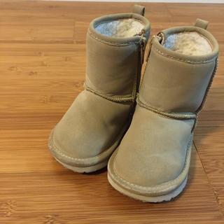 ベビーギャップ(babyGAP)の大人気!ムートンブーツ 12.5cm(ブーツ)