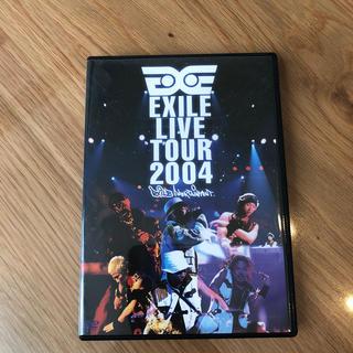 エグザイル(EXILE)のEXILE LIVE TOUR 2004 'EXILE ENTERTAINMEN(ミュージック)