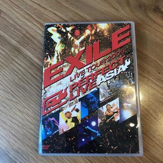 """エグザイル(EXILE)のEXILE LIVETOUR DVD 2005~PERFECT""""ASIA""""~(ミュージック)"""