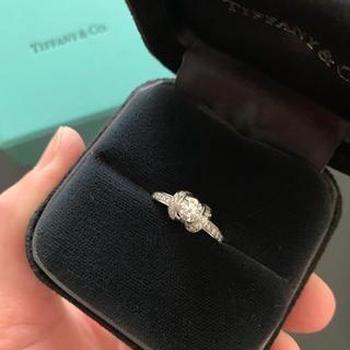 ティファニー(Tiffany & Co.)のTIFFANY & CO.  婚約指輪  ダイアモンド(リング(指輪))