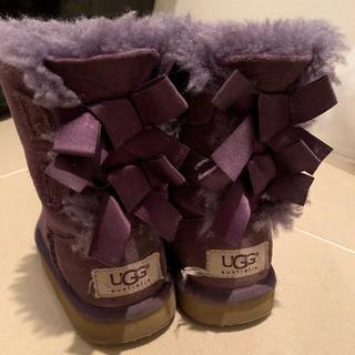 アグ(UGG)のUGG ブーツ キッズ(ブーツ)