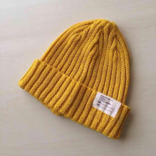 ラカル(RACAL)のニット帽(ニット帽/ビーニー)