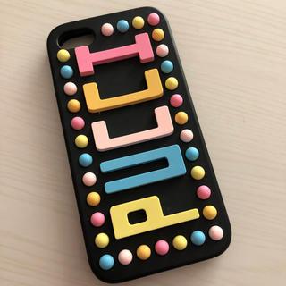 エミリオプッチ(EMILIO PUCCI)のエミリオプッチ  iphone 7.8ケースシリコン(iPhoneケース)