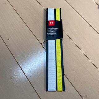 UNDER ARMOUR - 新品!定価1.320円!アンダーアーマー  ヘッドバンド