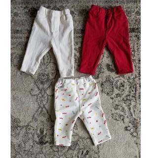 アカチャンホンポ(アカチャンホンポ)の赤ちゃんベビー用パンツ 5点セット 60 70 女の子 男の子(パンツ)
