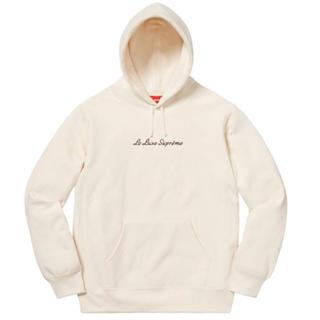 シュプリーム(Supreme)のSupreme Le Luxe Hooded Sweatshirt M(パーカー)