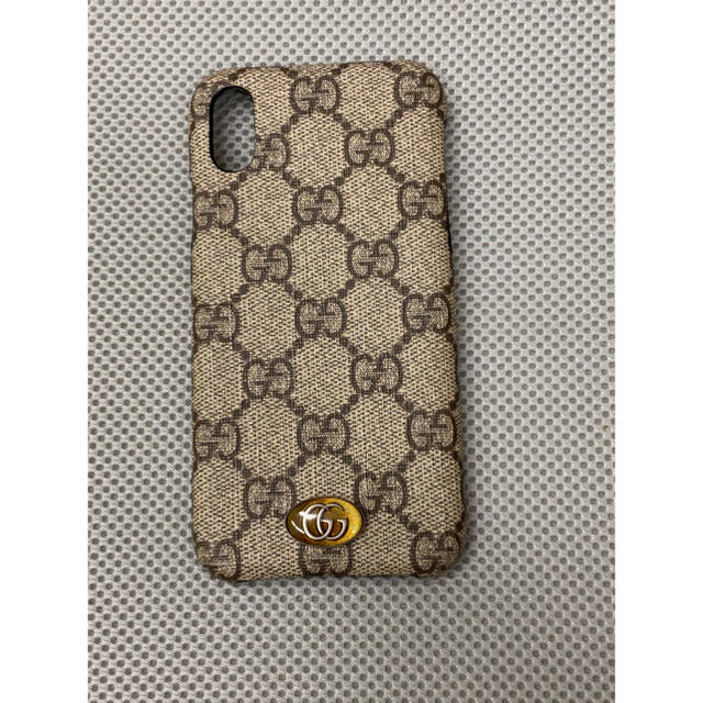 Gucci - GUCCI iPhoneX ケースの通販