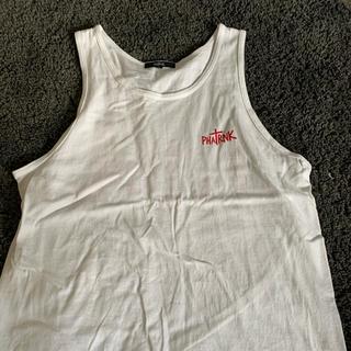 ヒステリックミニ(HYSTERIC MINI)のPHATRNK タンク(Tシャツ/カットソー(半袖/袖なし))