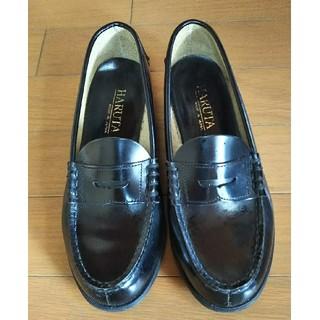 ハルタ(HARUTA)のHARUTA ローファー 24.5㎝(ローファー/革靴)