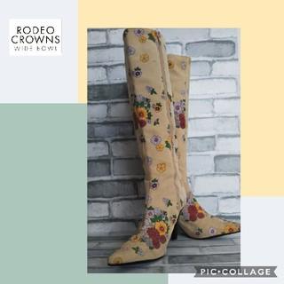 RODEO CROWNS - 【ロデオクラウンズ】ブーツ
