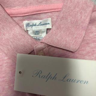 Ralph Lauren - 【新品】Ralph Lauren 18m タグ有り ボタン付きカットソー