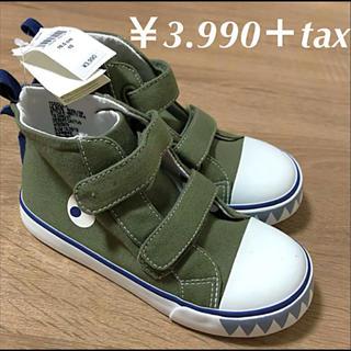 babyGAP - 【定価3.990円】【新品未使用】恐竜 スニーカー