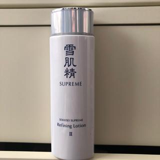セッキセイ(雪肌精)の雪肌精シュープレムⅡ美白ラインローション(化粧水 / ローション)