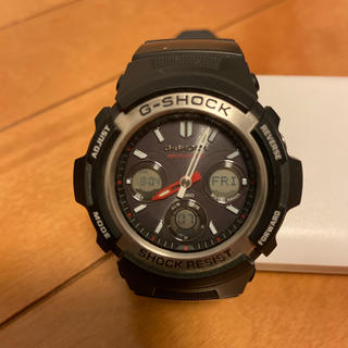 ジーショック(G-SHOCK)のCASIO G-SHOCK AWG-M100(腕時計(デジタル))