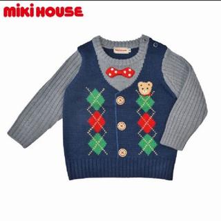 ミキハウス(mikihouse)の90🔻55%OFF 定価21,600円(Tシャツ/カットソー)