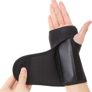 手首サポーター 手首 手首用 手首の固定 リストラップ 腱鞘炎 フリーサイズ