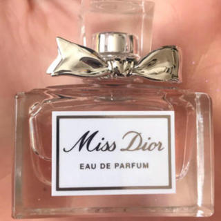 クリスチャンディオール(Christian Dior)のDior ミスディオール ミニ香水 (香水(女性用))