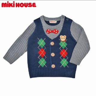 ミキハウス(mikihouse)の100🔻55%OFF 定価22,140円(Tシャツ/カットソー)
