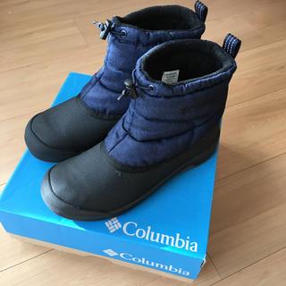 コロンビア ブーツ 25センチ