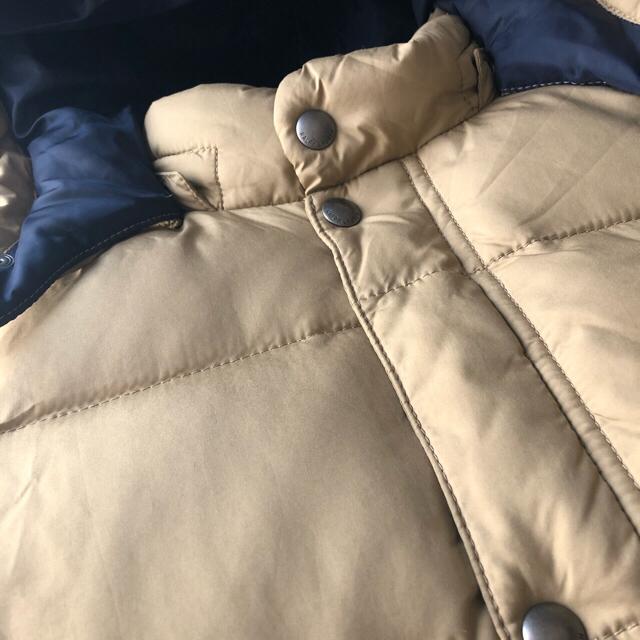 Ralph Lauren(ラルフローレン)のレア色!! Ralph Lauren ダウン コート 130  キッズ/ベビー/マタニティのキッズ服男の子用(90cm~)(ジャケット/上着)の商品写真