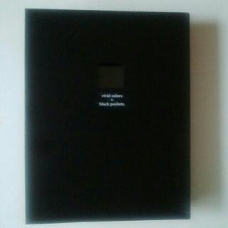コクヨ(コクヨ)のコクヨ ポシェットアルバム 黒台紙 ブラック(アルバム)